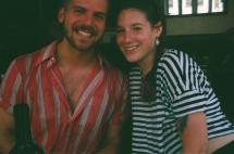 Luke & I, Bushwick, August