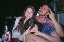 Luke, Paige, & I, Bushwick, August